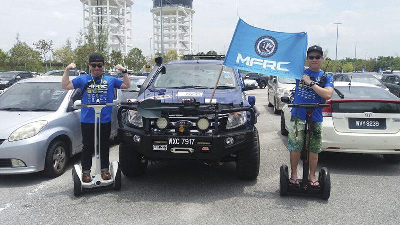 Malaysia Ford Ranger Club (MFRC) Mega Gathering
