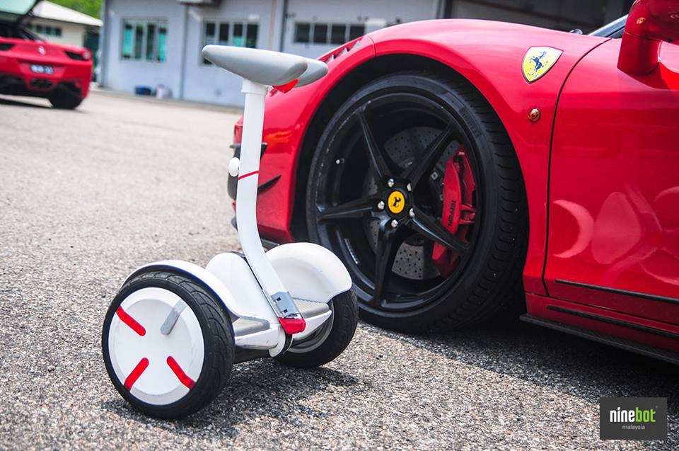 Ferrari Club Driver Training Event at Melaka 2016