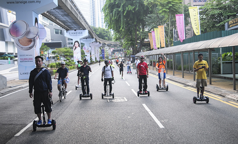 KL Car Free Morning
