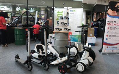 Motonation at IOI City Mall Putrajaya
