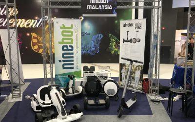 Aeon Nilai Robotlink Event