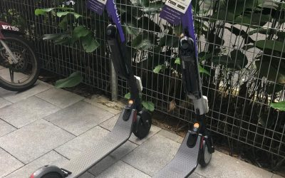 Beam is now available in Malaysia with over 200 Ninebot KickScooter ES4 accessible for rent