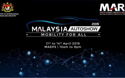MARI 2019 : Malaysia AutoShow Mobility For All